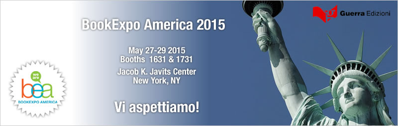 The #1 book and author event - BEA - BookExpo America 2015